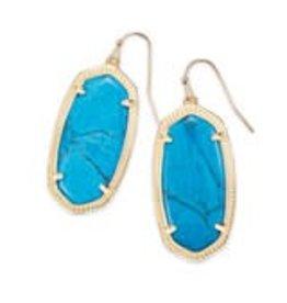 Kendra Scott KENDRA SCOTT Earrings Ellie Gold