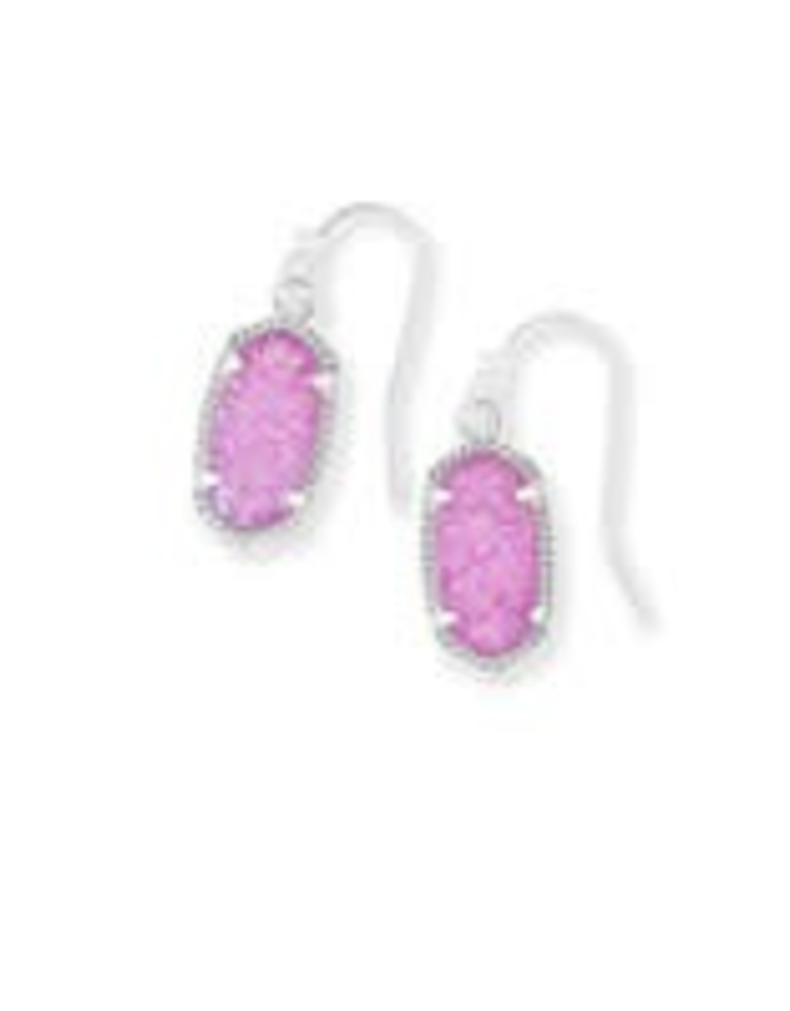 Kendra Scott KENDRA SCOTT Earrings Lee Rhodium