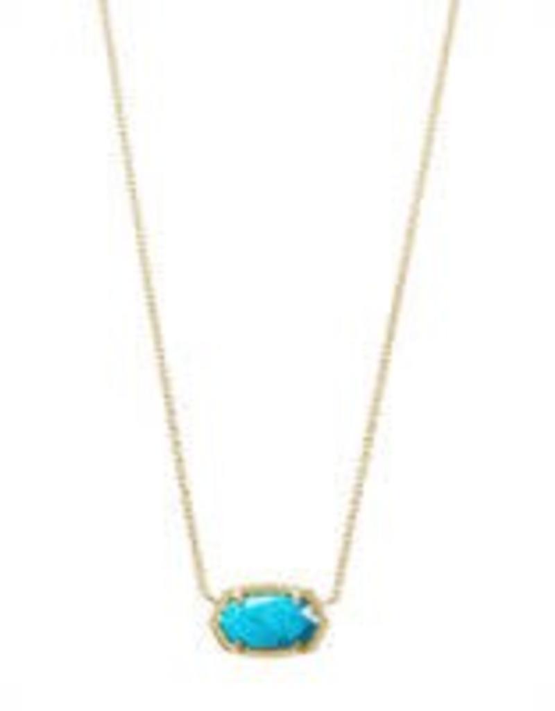 Kendra Scott KENDRA SCOTT Necklace Elisa Gold