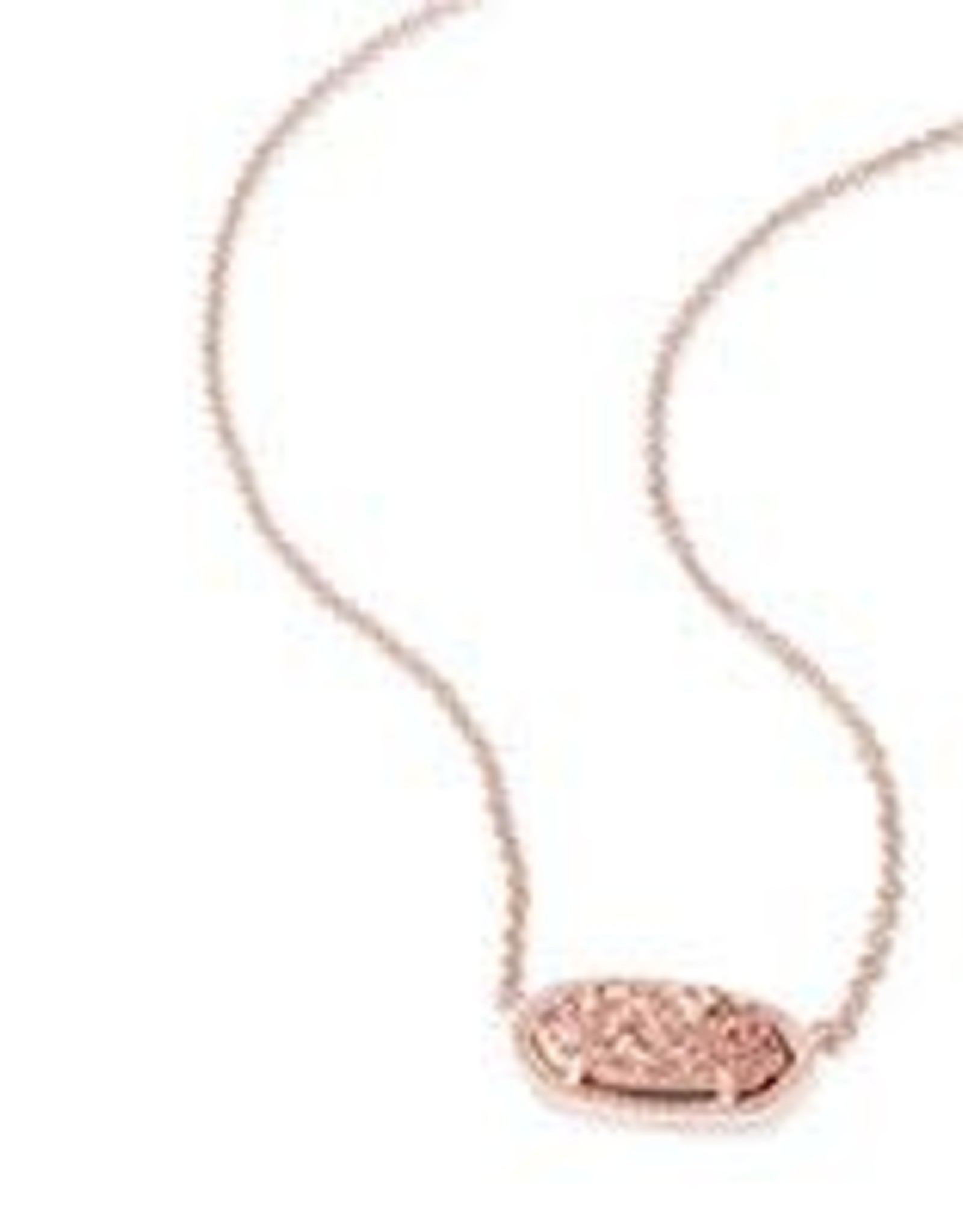 Kendra Scott KENDRA SCOTT Necklace Elisa Rose Gold