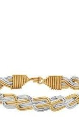 Ronaldo Ronaldo Bracelet- Woven Together
