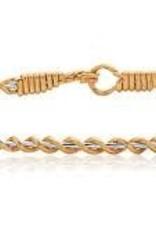Ronaldo Ronaldo Bracelet-Serenity Gold with Silver