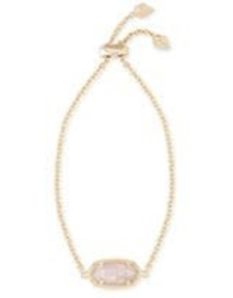 Kendra Scott KENDRA SCOTT Bracelet Elaina Gold/Rose Quartz