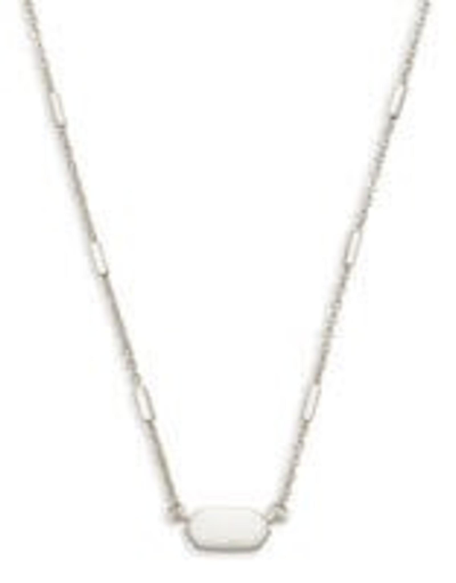 Kendra Scott KENDRA SCOTT Necklace Fern- Silver