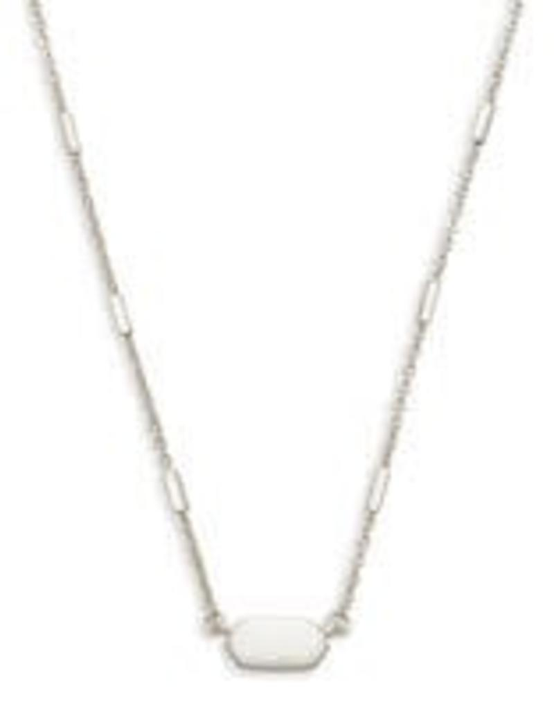 Kendra Scott KENDRA SCOTT Necklace Fern- Silver