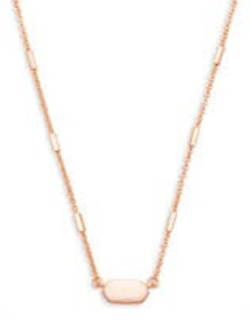 Kendra Scott KENDRA SCOTT Necklace Fern- Rose Gold