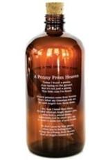 Penny Lane- Penny From Heaven Jar (amber)
