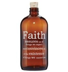 Studio Penny Lane Penny Lane-Faith (Amber) Jar