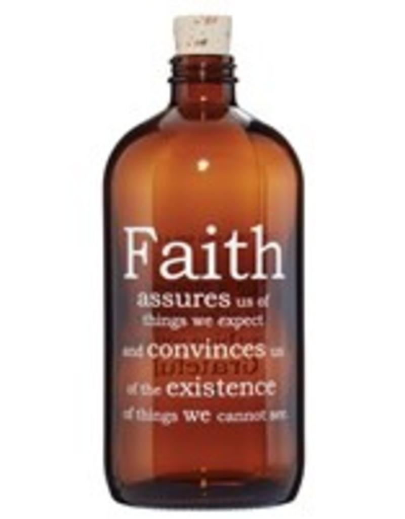 Penny Lane-Faith (Amber) Jar