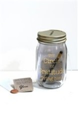 Studio Penny Lane Penny Lane- Gratitude Giving Bank