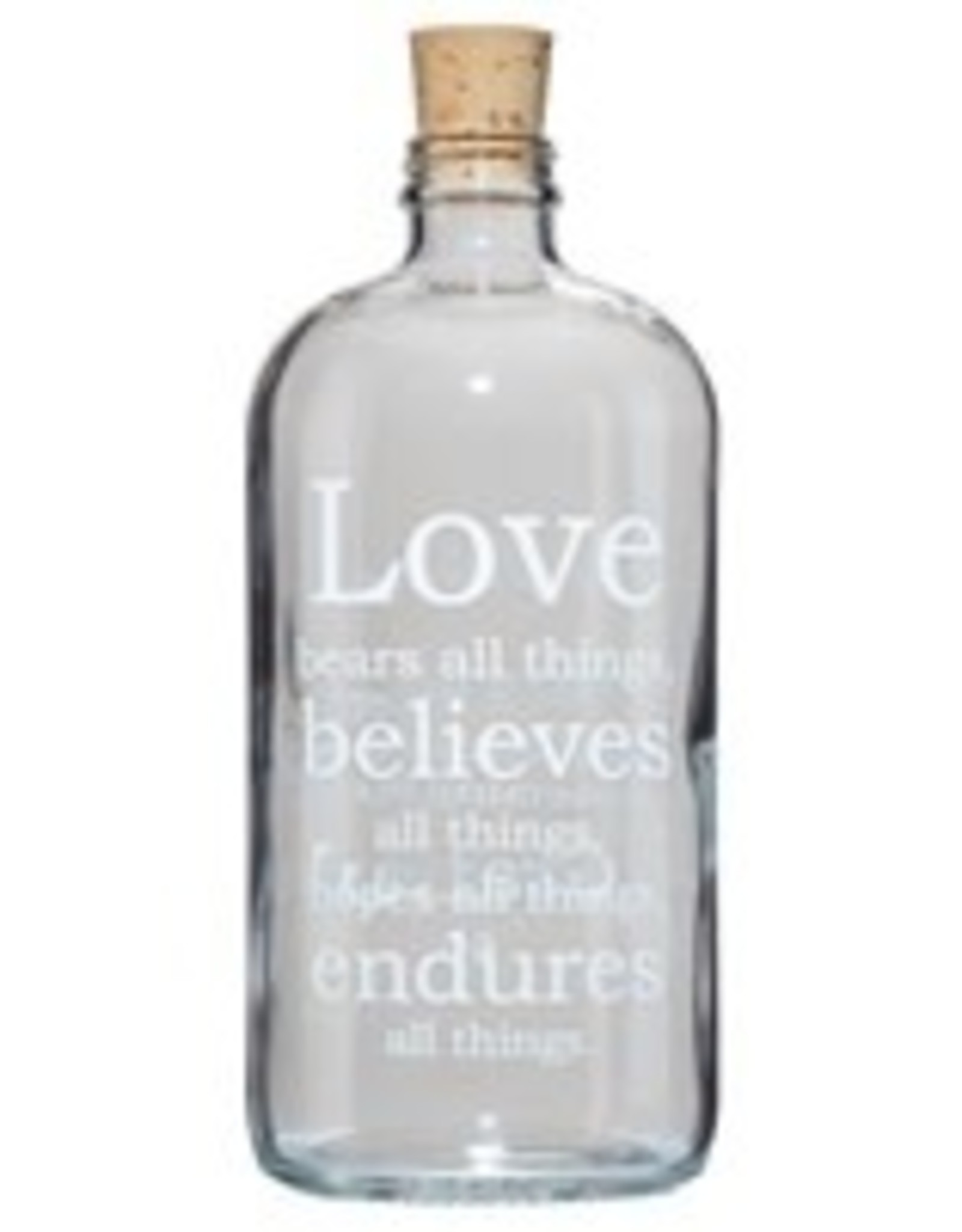 Penny Lane- Love Bears All things Jar (Clear)