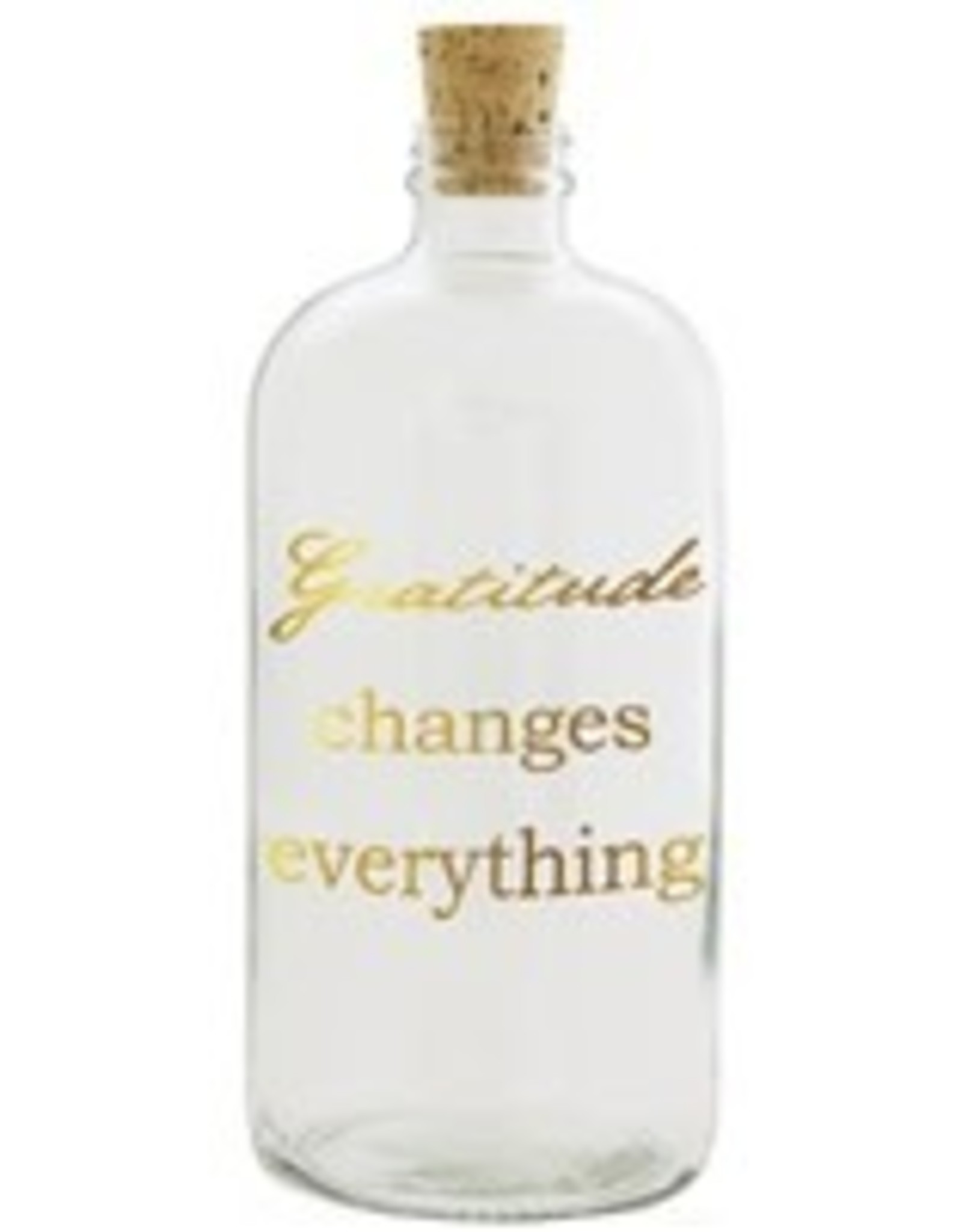 Penny Lane-Gratitude Changes Everything (Clear, Gold Print)