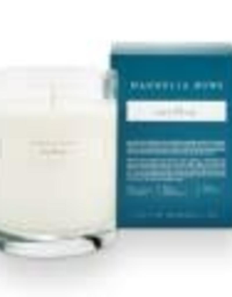 Magnolia Boxed Glass Candle- Restore