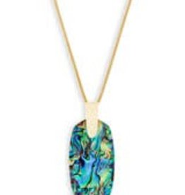 Kendra Scott KENDRA SCOTT Necklace Inez Gold/Abalone Shell