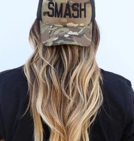 NASH The Nash Collection- SMASH Trucker Hat