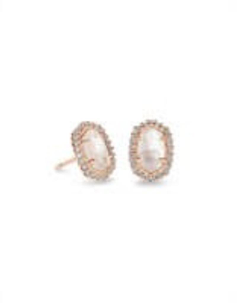 Kendra Scott Kendra Scott Rose Gold Cade Earring