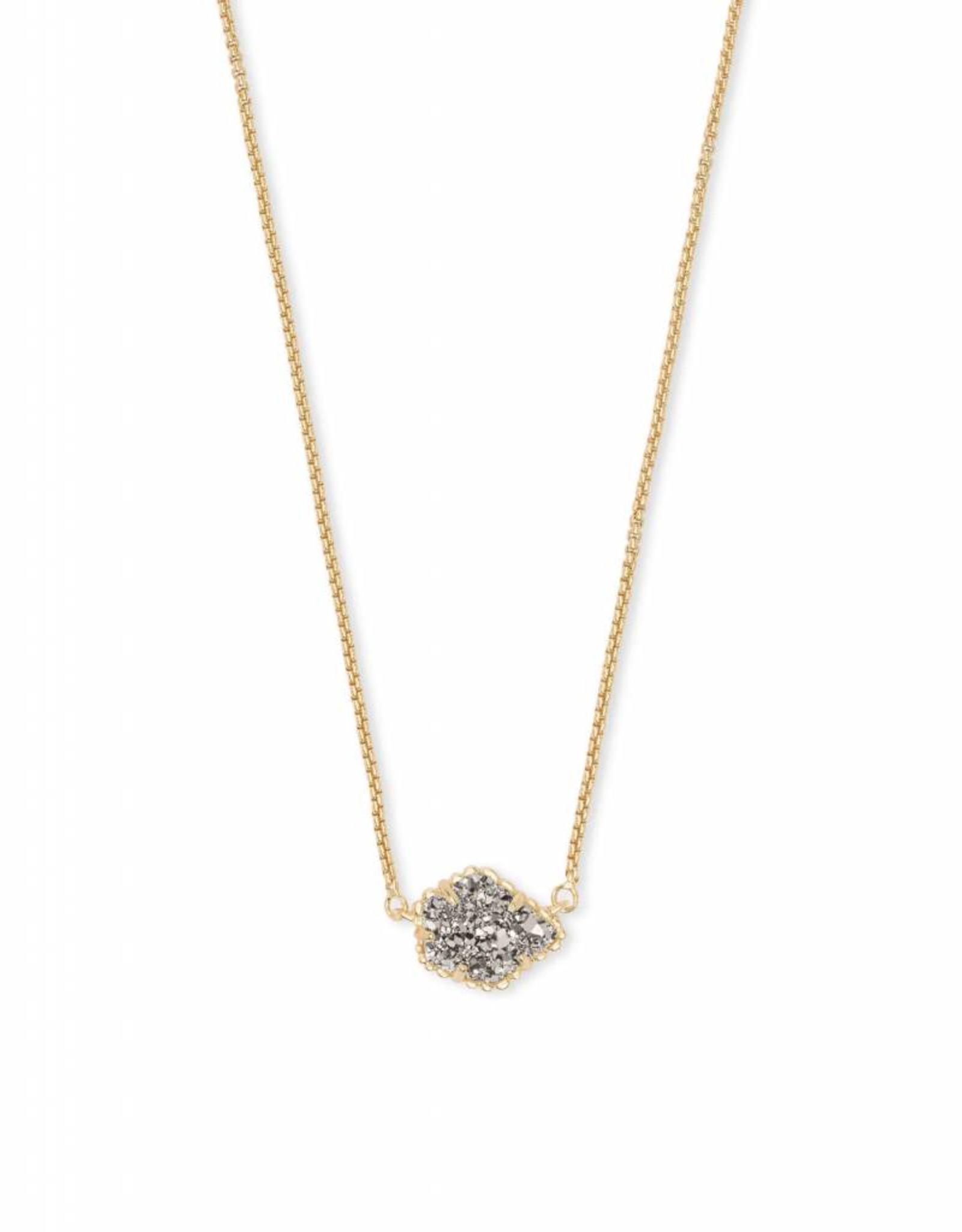 Kendra Scott Kendra Scott Tess Necklace- Gold