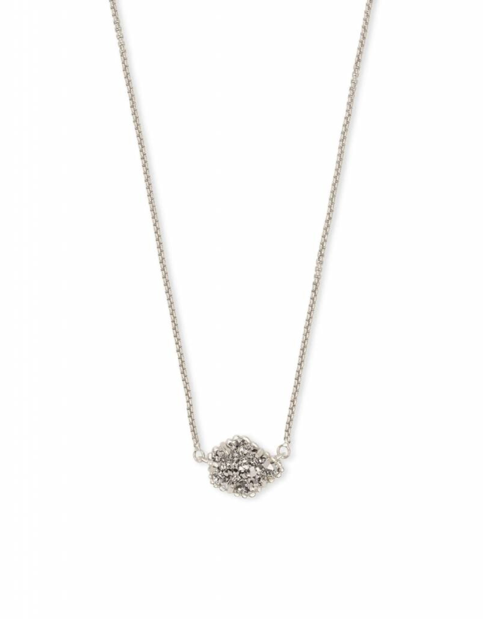 Kendra Scott Kendra Scott Tess Necklace- Rhodium
