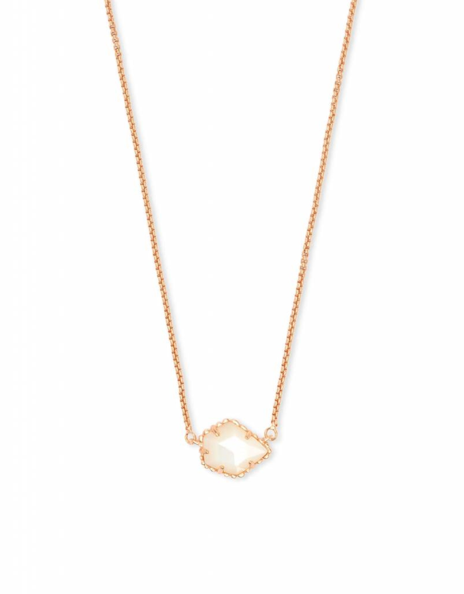 Kendra Scott Kendra Scott Tess Necklace Rose Gold