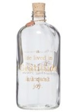 Studio Penny Lane Penny Lane- Gratitude (Clear with Gold)