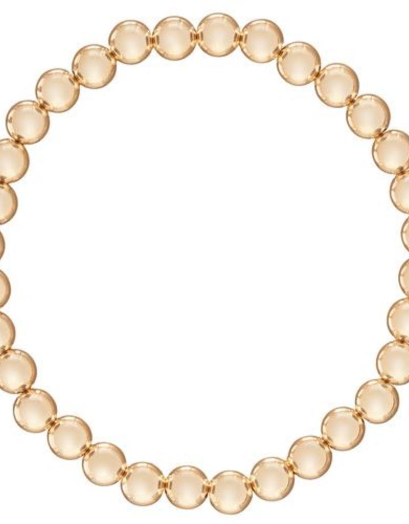 ENewton Design ENewton Designs- Classic Gold Beaded Bracelet