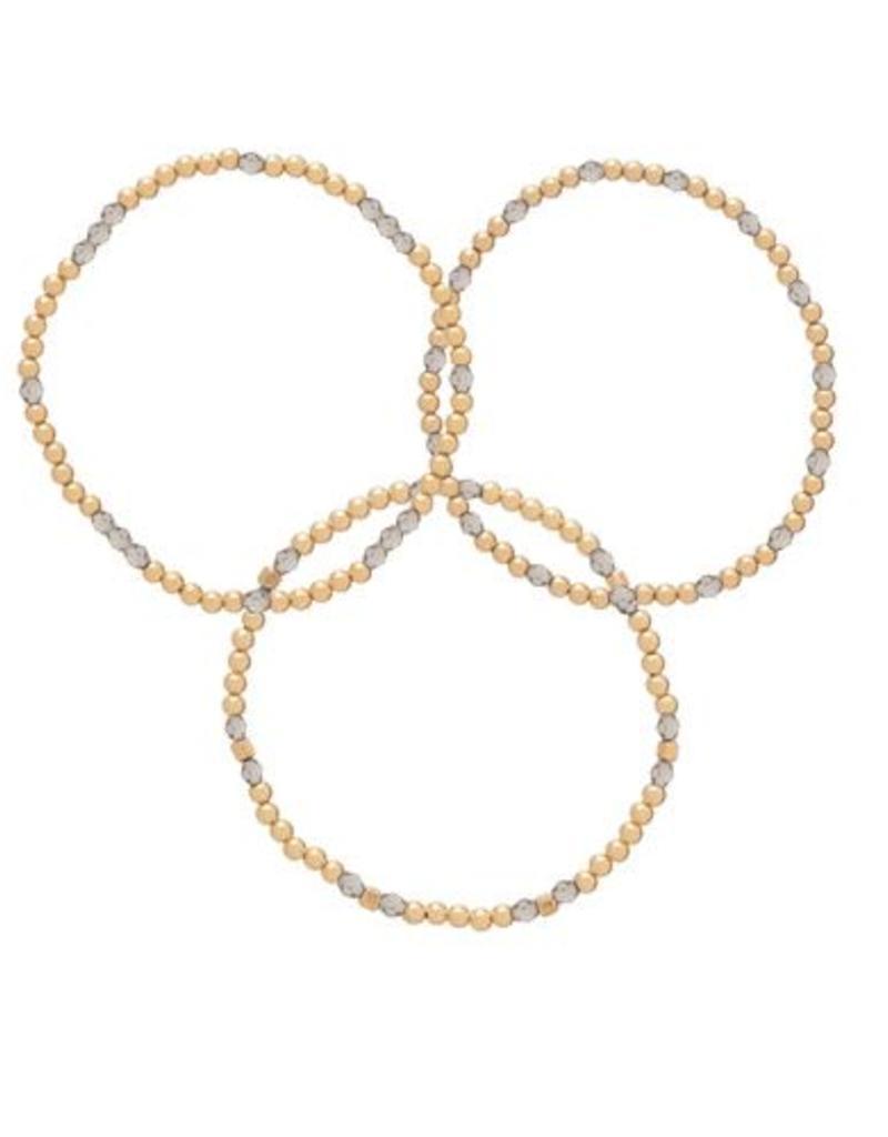 ENewton Design ENewton Designs- Flirty Beaded Bracelet