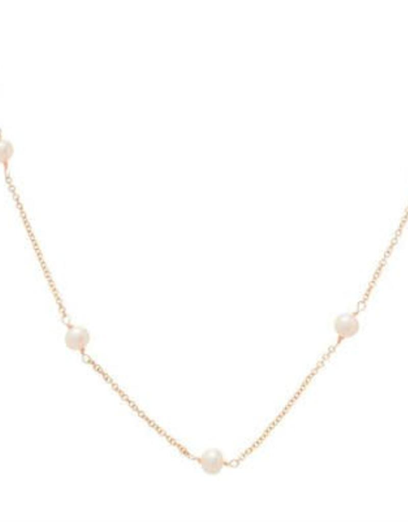 "ENewton Design ENewton Designs- 15"" Simplicity Choker Necklace"