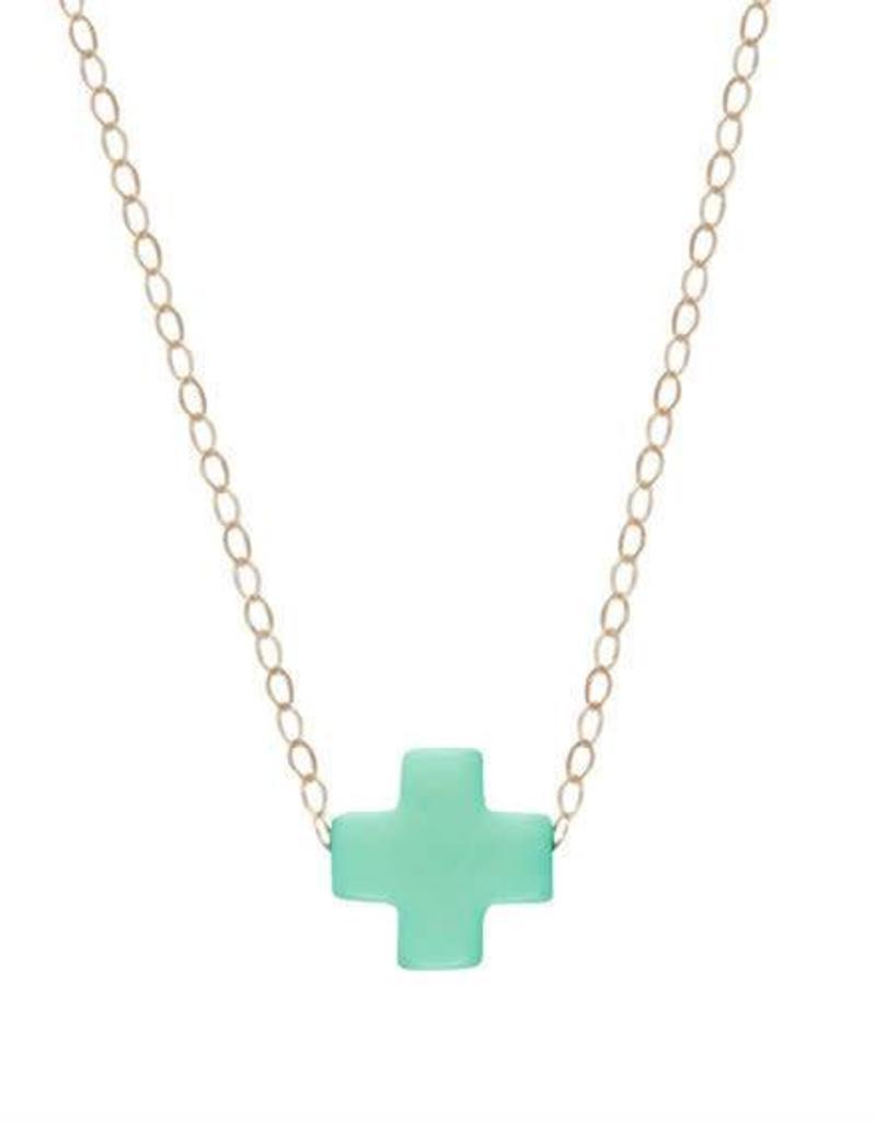 "ENewton Design ENewton Designs- 16"" Signature Cross Necklace"