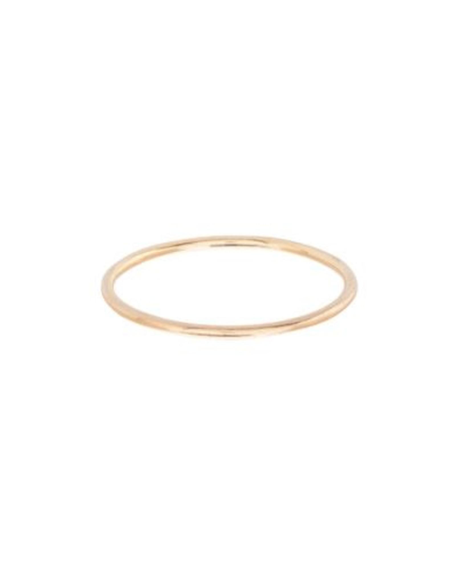 ENewton Design ENewton Designs- Classic Gold Thin Band Ring