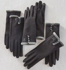 MudPie MudPie Initial Gloves