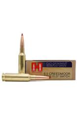 Hornady ELD Match Ammunition 6.5 Creedmoor 147 Grain