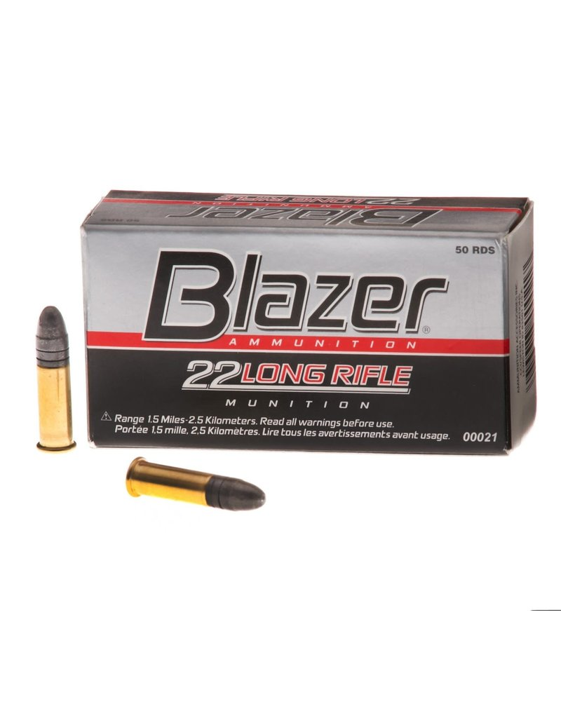 CCI Blazer 22LR 40 Gr LRN