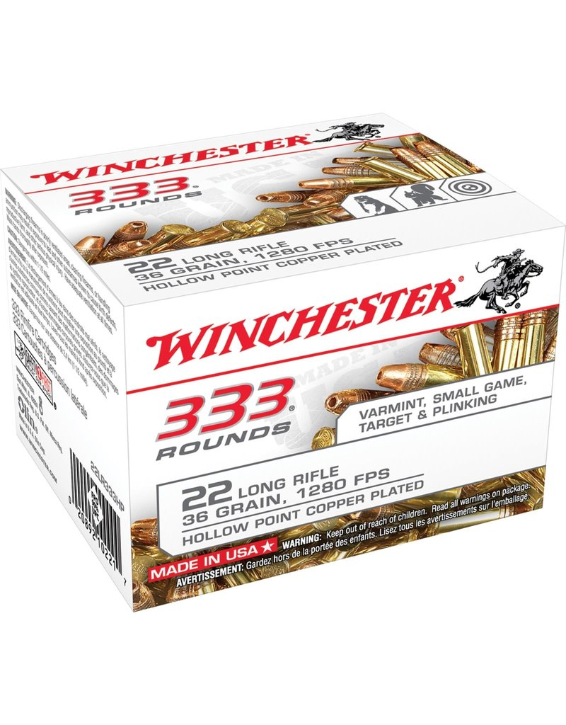 Winchester Winchester 333 Value Pack  36 gr JHP