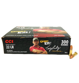 CCI Mini-Mag .22 LR Troy Landry Edition - 300 Rounds
