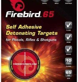 Firebird FB65 Exploding Self Adhesive Reactive Targets