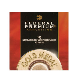 Federal Federal Large Rifle Magnum Primers #GM215M