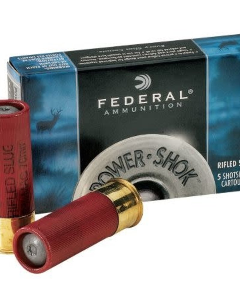 Federal Rifled Slugs
