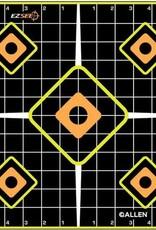 Allen EZ See Adhesive Sight In Grid Target
