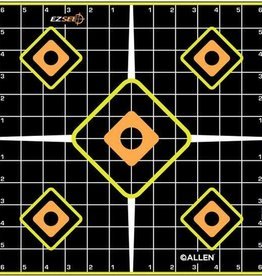 Allen EZ See Adhesive Sight In Grid Target