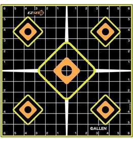 Allen Allen EZ See Adhesive Sight In Grid Target