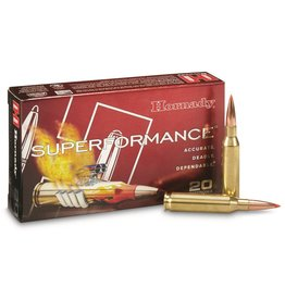 Hornady Superformance Ammunition 260 Rem 129 Grain