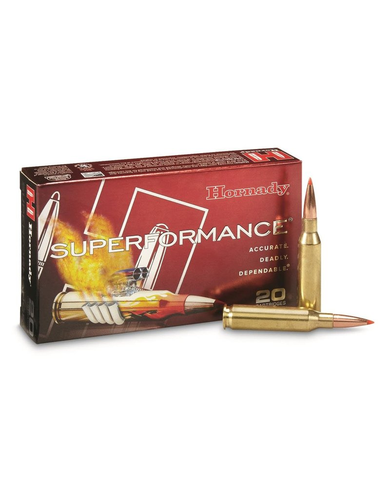 Hornady Superformance Ammunition 260 Rem 129 Grain