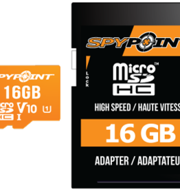Spypoint Micro SD Card 16GB