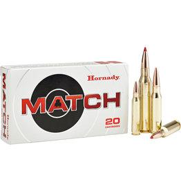 Hornady ELD Match Ammo