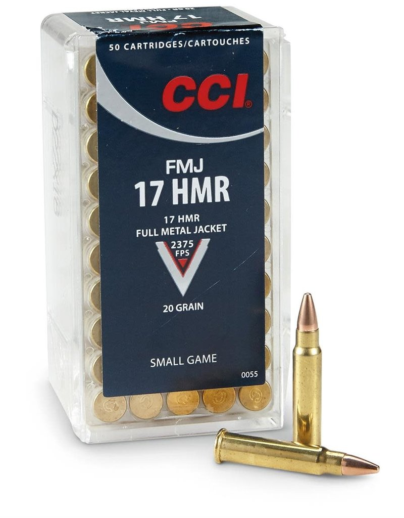 CCI 17 HMR