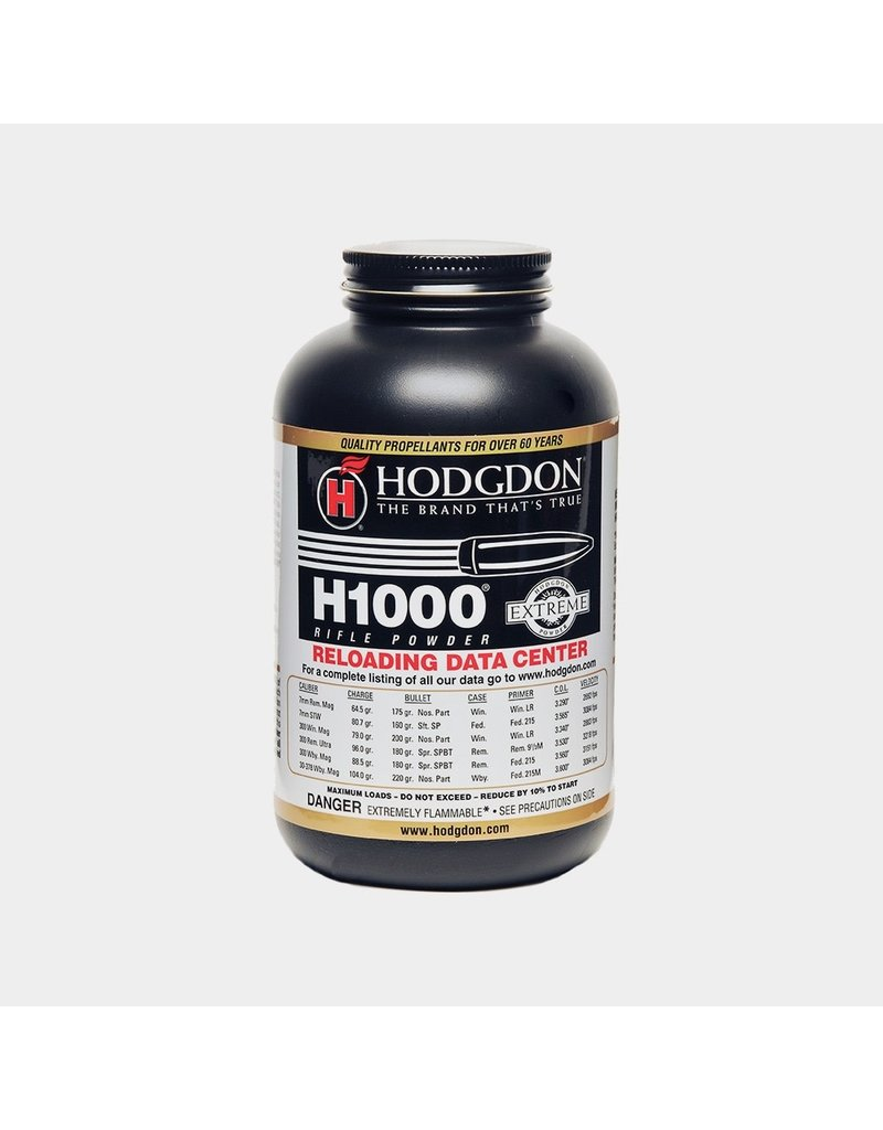 Hodgdon Powder