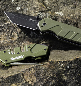 Smith's Campaign with PP1 Tactical Mini Combo OD Green