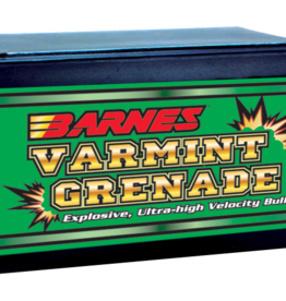 Barnes Varmit Rifle Bullets