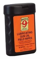 Hoppes No. 9 Oil Field Wipes