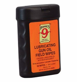 Hoppes No. 9 Oil Field Wipes